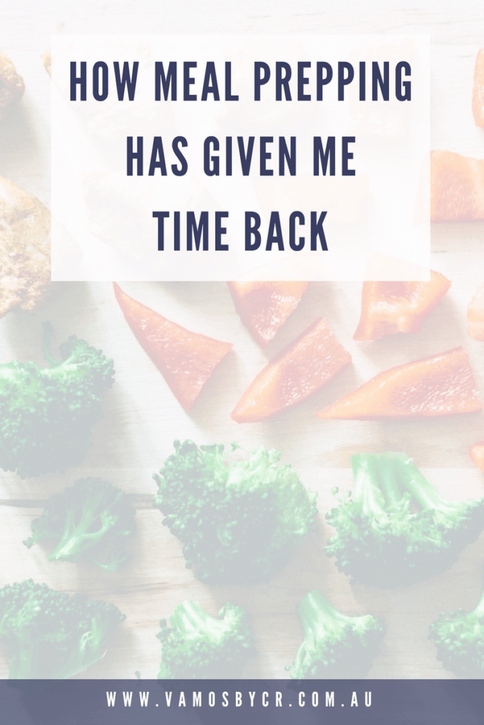 How Meal Prepping has Given me Time Back to Focus on my VA business