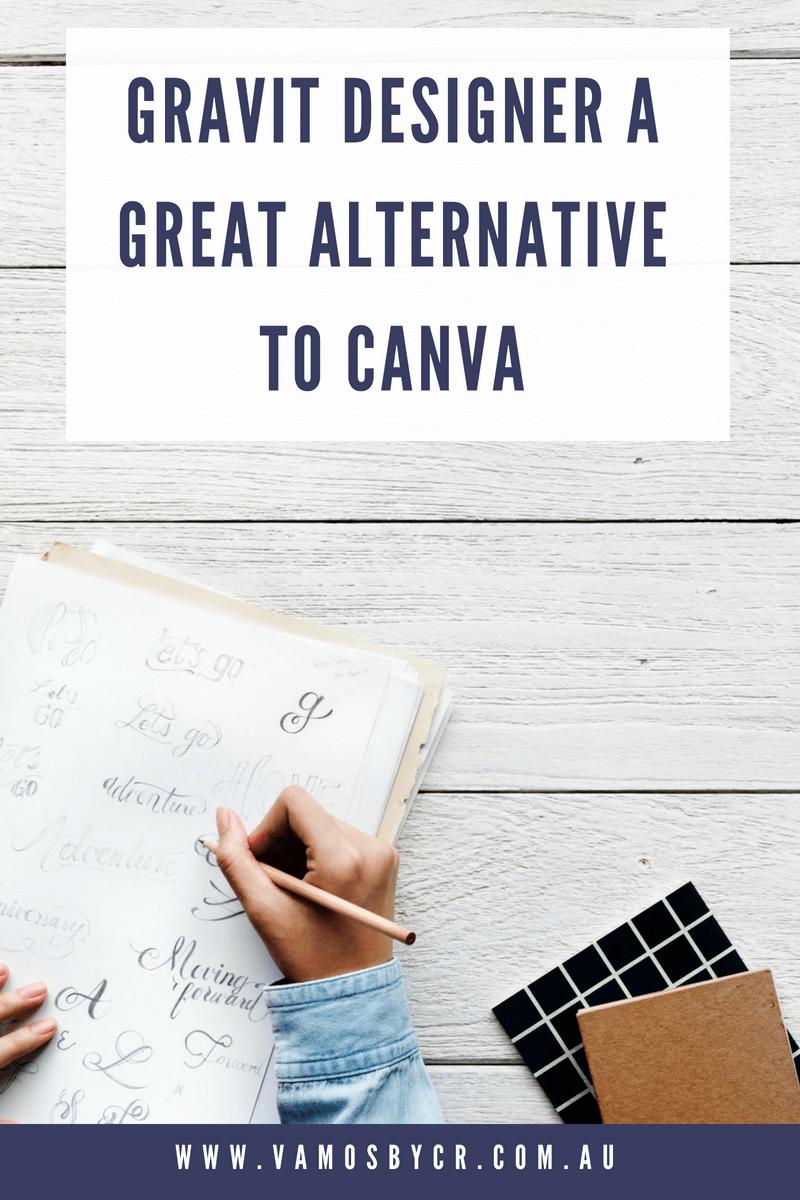 Gravit Designer a Great Alternative to Canva, Gravit Designer tutorial, free online design tool, blog graphic design, online tools for business #gravitdesigner #canvaalternative #freedesigntool