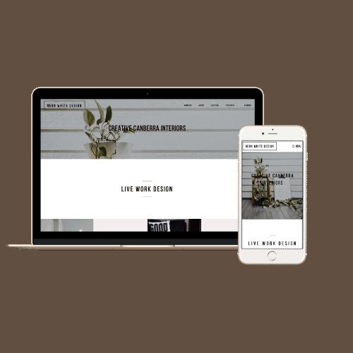 Carolina Roberts Web Designer Sydney