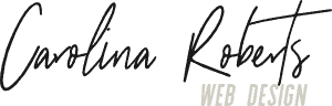 Carolina Roberts Web Design Services Logo